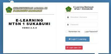 E Learning Madrasah